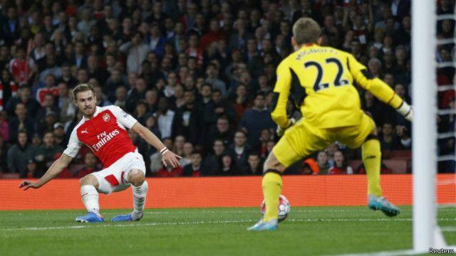 Aaron Ramsey ingin teknologi video dalam sepak bola – BBC Indonesia