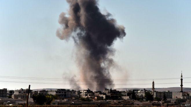 Новое варварство: как США и террористы стирают Сирию с лица Земли