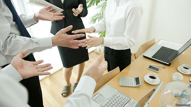 Споры с коллегами