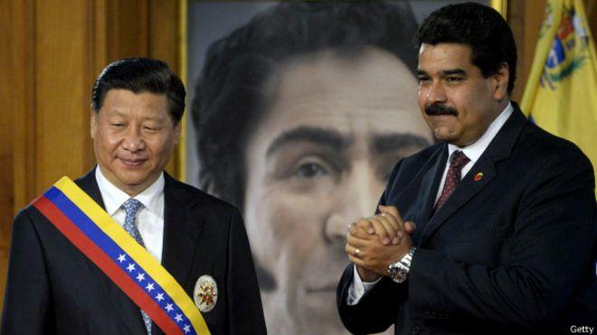 英媒:委内瑞拉经济重创 中国有何教训?