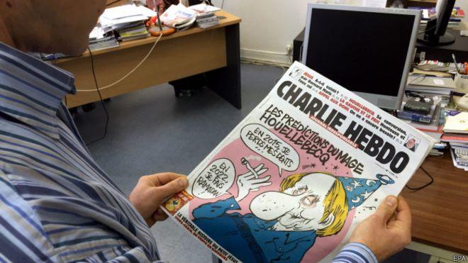 Charlie Hebdo (EPA)