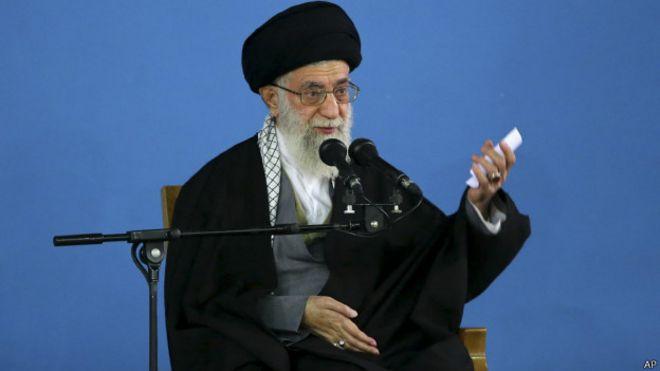 El Líder Supremo: «Actuad contra la voluntad del enemigo en las elecciones»