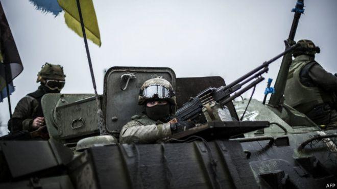 Возобновление украинскими войсками полномасштабных боевых действий будет
