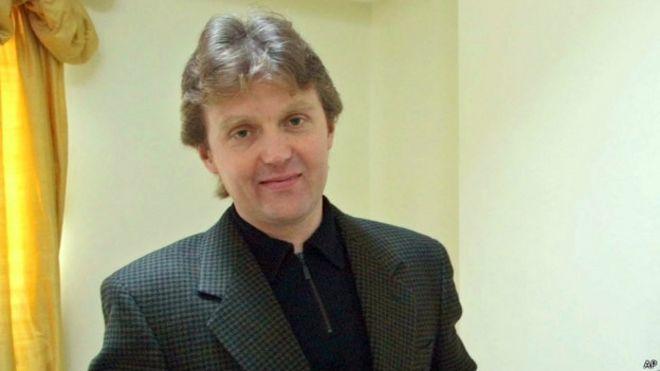 Александр Литвиненко