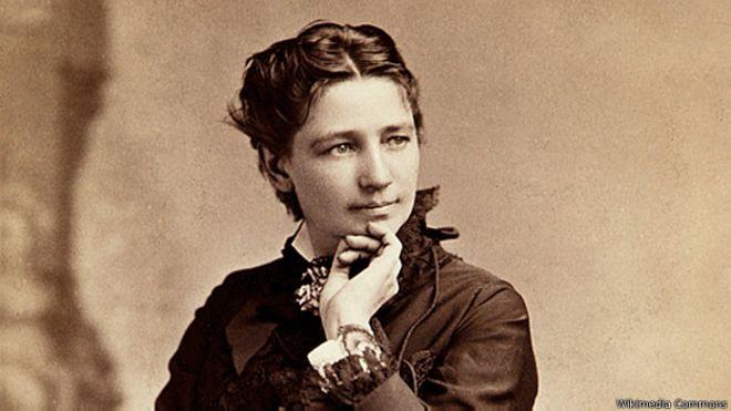 Victoria Woodhull, foto Wikimedia Commons
