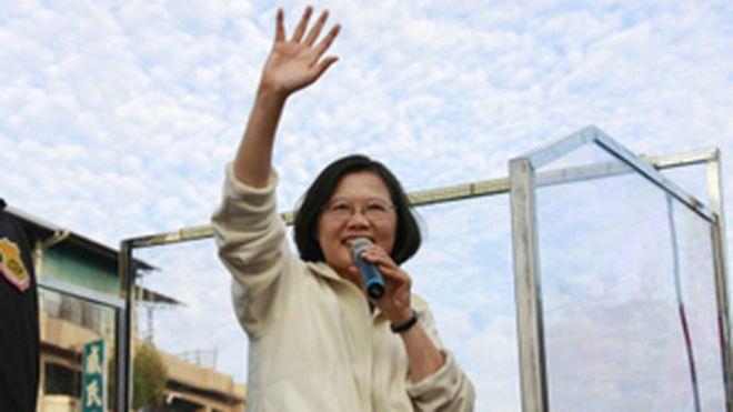 進入倒計時的台灣總統大選