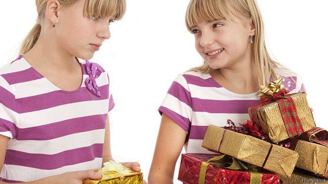 Подарки обида