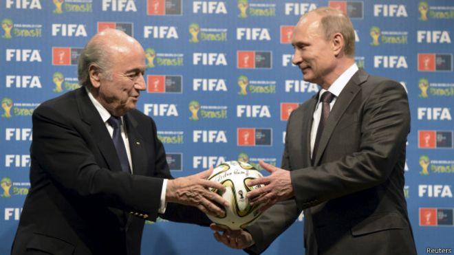 McDonald's и Coca-Cola призывают Блаттера немедленно покинуть пост президента ФИФА - Цензор.НЕТ 17