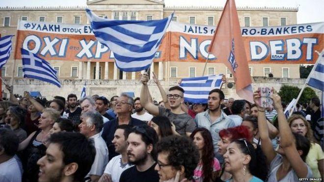 Греческий долговой кризис еще на шаг приблизил ЕС к развалу