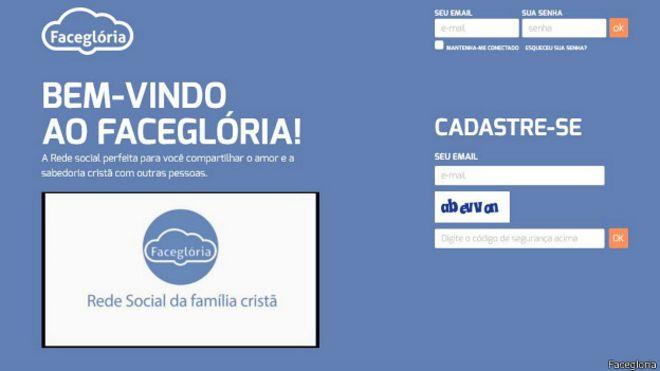 Portada de Facegloria.com
