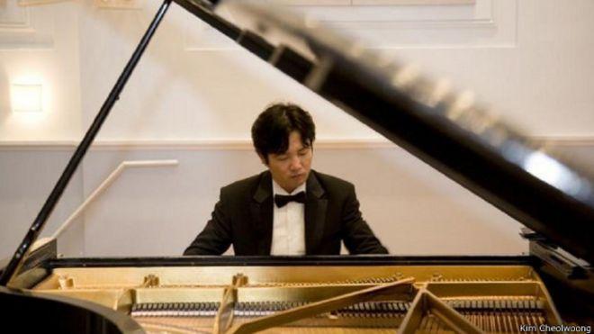 Kim Cheol-woong tuvo que escapar de Corea del Norte para desarrollar su carrera.