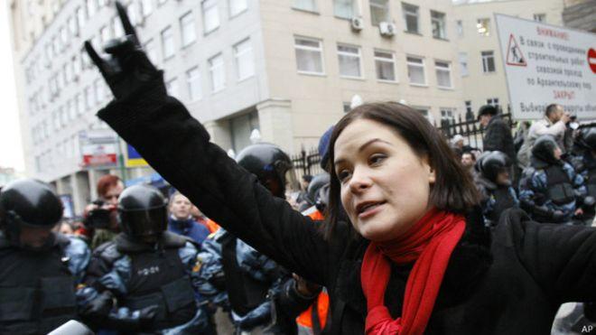 Мария Гайдар не хочет жить и работать в России