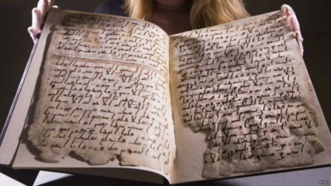 Corán antiguo