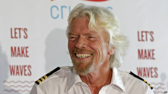 Sir Richard Branson | Foto: AP