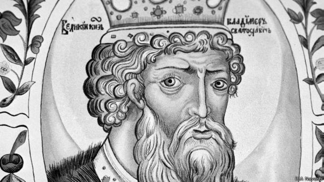 Киевский князь Владимир: Святой или Красное Солнышко?
