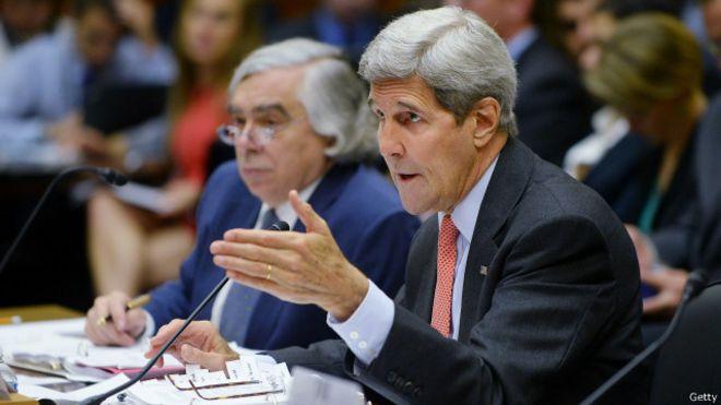 کری در مجلس نمایندگان آمریکا: به توافق محرمانه ایران و آژانس دسترسی نداریم