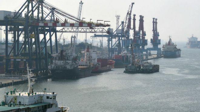 Membangun pelabuhan saja dianggap tidak cukup