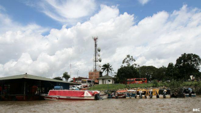 Puerto Gaitán