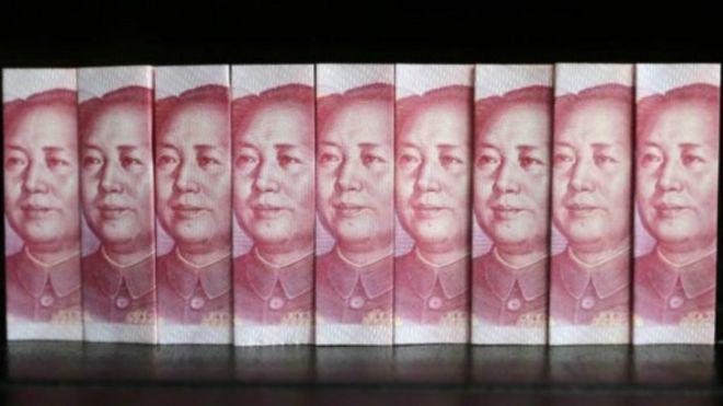 人民幣重貶下台灣股匯市雙雙下跌