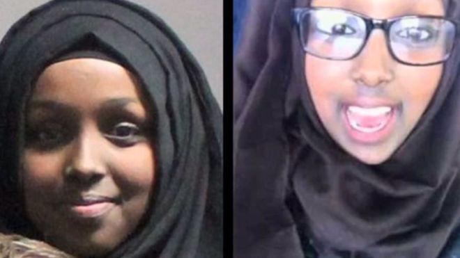 Mujeres que se han unido al Estado Islámico