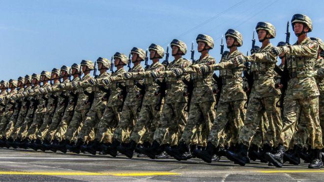 軍隊反腐:中共中央軍委紀委正式下派紀檢組
