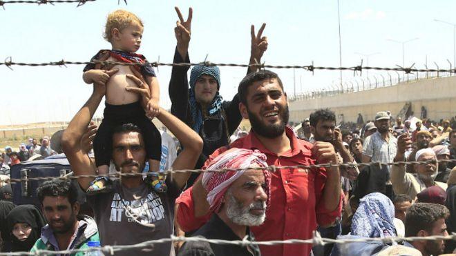 ¿Por qué EE.UU. recibe tan pocos refugiados de Siria?