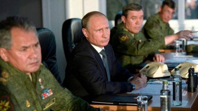 من الذي ستقصفه روسيا في سوريا؟