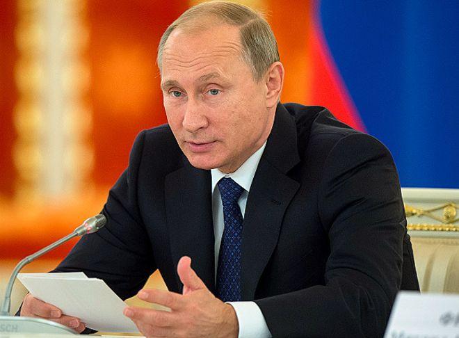 Беседа Путина с правозащитниками