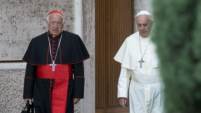 El video del Papa que indigna a las v�ctimas de abuso sexual en Chile