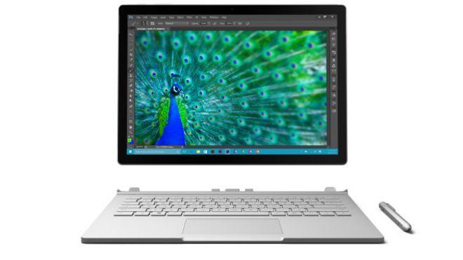 Surface Book: �lograr� el primer computador port�til de Microsoft superar al m�tico Mac Book de Appl