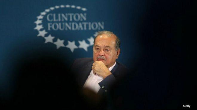 Carlos Slim, el hombre más rico de México. Foto: Getty