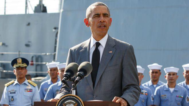 中美繼續借南海問題角逐亞太影響力