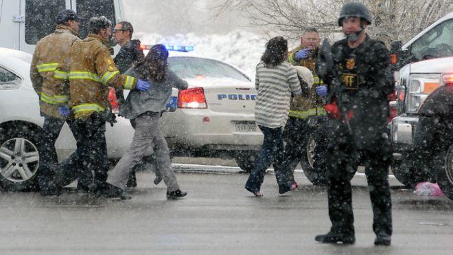 Կոլորադո -Սփրինգս քաղաքում փոխհրաձգության ժամանակ երեք մարդ է մահացել