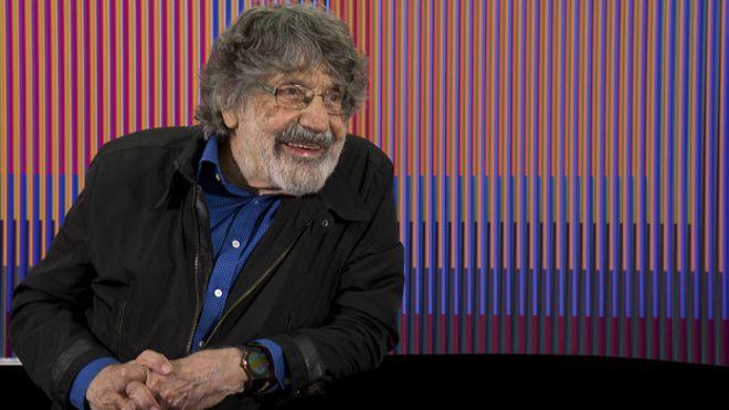 Cruz-Diez, el maestro venezolano que a los 92 años sigue explorando el mundo del color