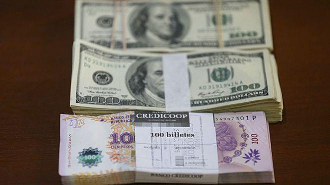Era Macri: El dolar a 13.10 $ y no para de bajar