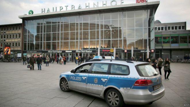 Полиция Кельна