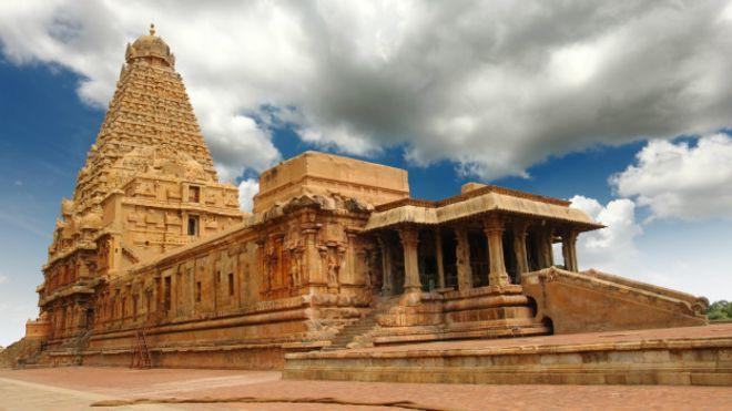 Dünyanın Harika 7 tapınağı