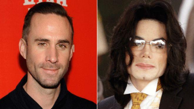 Joseph Fiennes amuigiza Michael Jackson