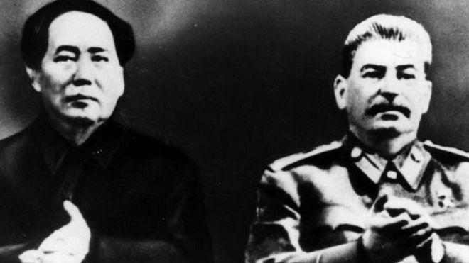 كيف تجسس ستالين