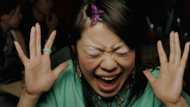 Las personas asiáticas, generalmente, tienden a embriagarse más rápidamente.