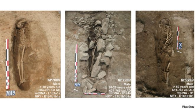 Makam tertua Muslim di Prancis ditemukan