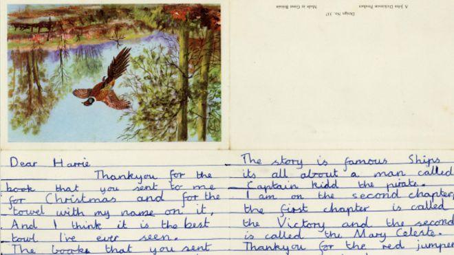 Письмо Леннона