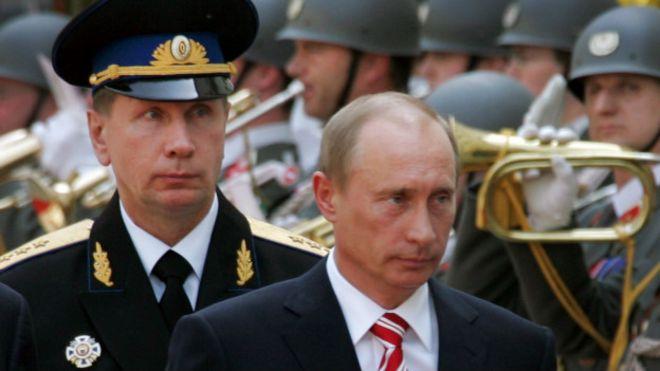 Путин делает своего верного пса ещё сильнее:  Росгвардия продолжит поглощать МВД
