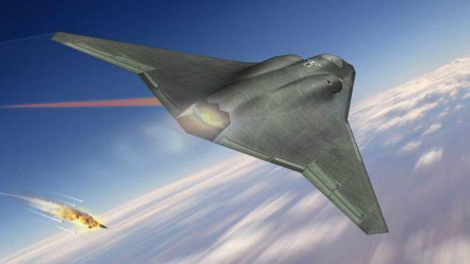 Pesawat rancangan Northrop Grumman