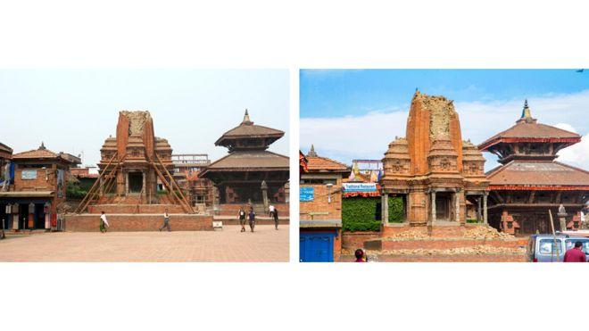 храм Кедарнат, Bharat Bandhu Thapa
