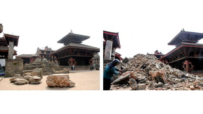 Храма Батшала, Bharat Bandhu Thapa