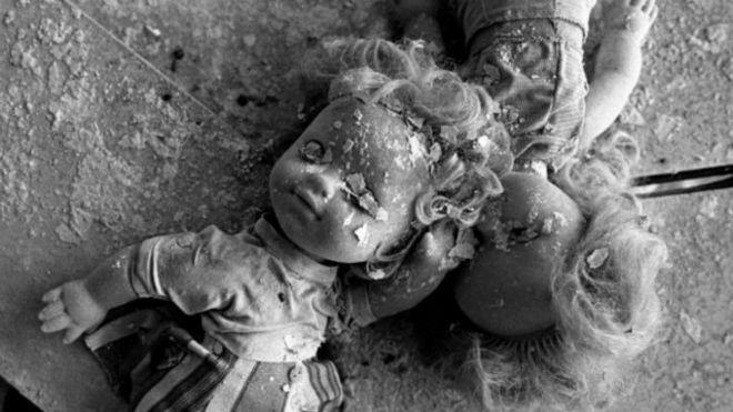 Unas muñecas