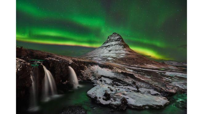 'Kirkjufell' by Grzegorz Ciepiel/Photocrowd.com