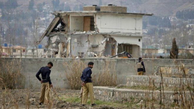 Дом Усамы бин Ладена