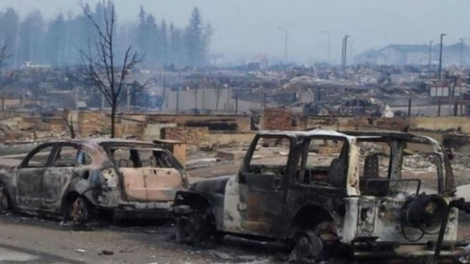 Apocalípticas imágenes del gran incendio de Alberta, Canadá 160506154205_canada_fire_promo_640x360_bbc_nocredit